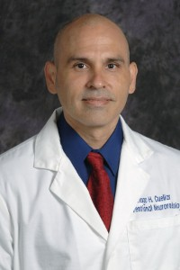 Hugo Cuellar, MD, PhD, DABR
