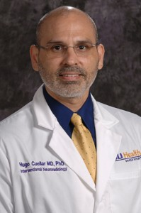Hugo Cuellar, MD, PhD, MBA, DABR
