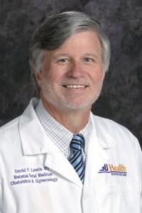 David Lewis, MD, MBA