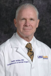 R. Keith White, MD, FACS