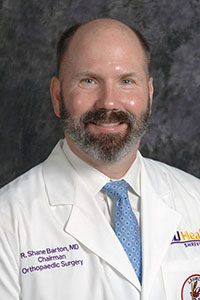 Richard Shane Barton, MD