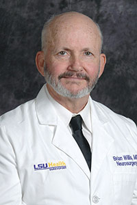 Brian Willis, MD, FACS, FAANS